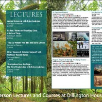 Dillington House 2015/16 Brochure Out