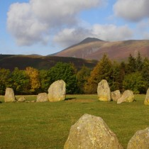 Sunshine On The Standing Stones