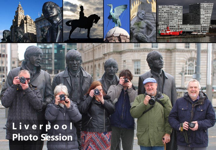 Taking The Fab Six To Liverpool