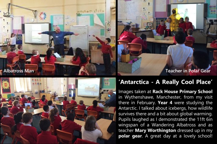 Keeping Schoolchildren Interested and Entertained