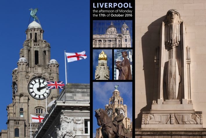 Liverpool is the most beautiful of cities
