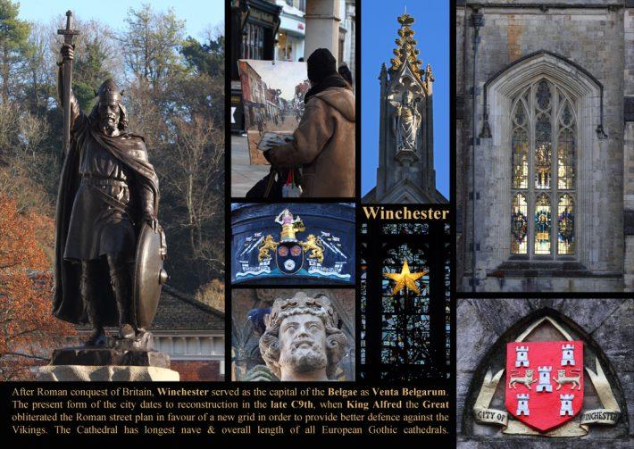 Winchester Wanderings