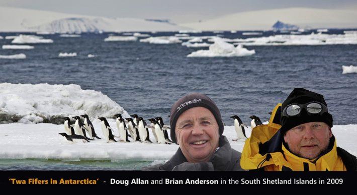 Twa Fifers Aboot Antarctica