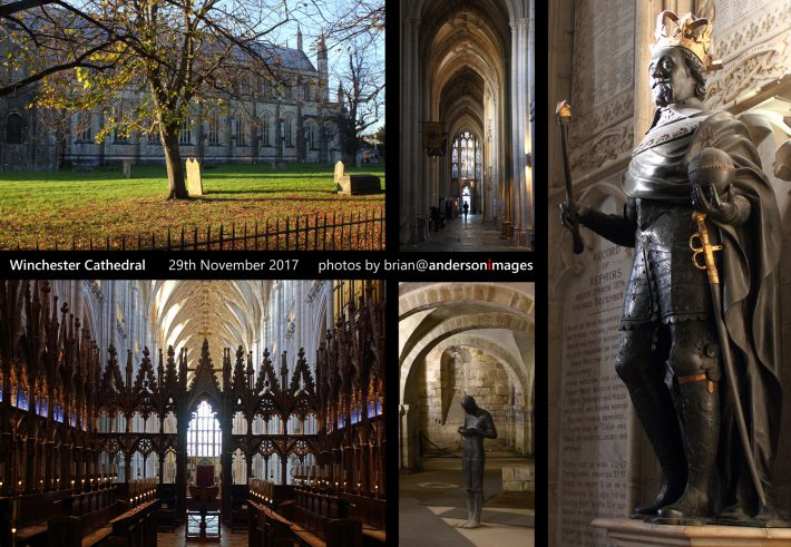 Wonder of Winchester Cathedral